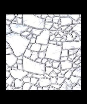 Gạch Trang Trí nhủ vàng, bạc 32008 30x30