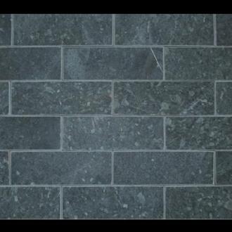 Đá Trang Trí D51-52 Mài bóng xanh rêu 7.5x22 - 10x20